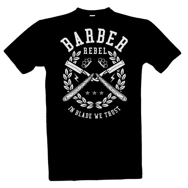 4cc301e8297e Tričko s potlačou Barber Rebel Classic Ramirez pánské tričko krátký rukáv